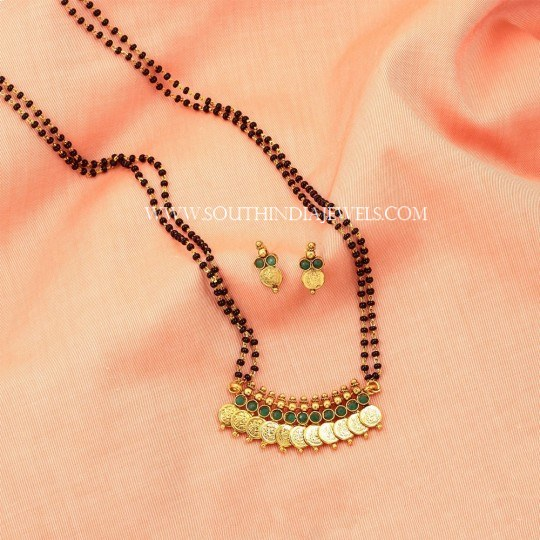 Small Mangalsutra Designs