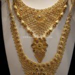 Bridal Jewellery Set From ASR Thangamaligai