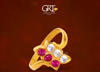 Gold Ring Design From GRT