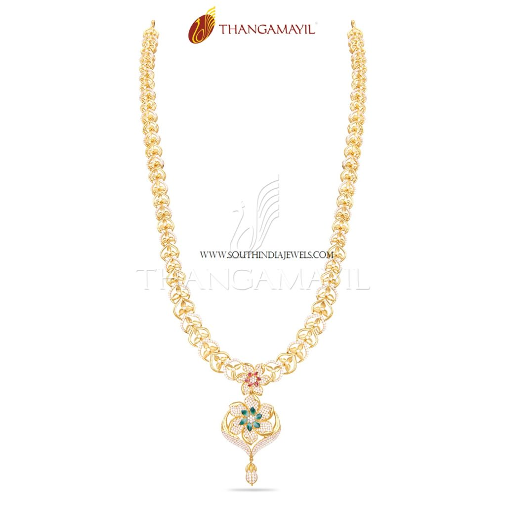 Gold Stone Haram From Thangamayil