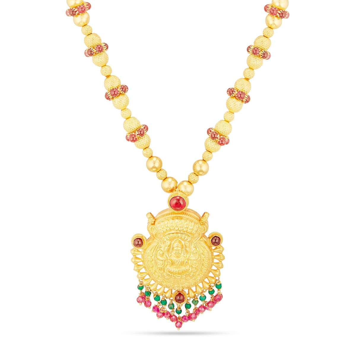 Gold Necklace Designs ~ Page 24 of 101 ~ South India Jewels
