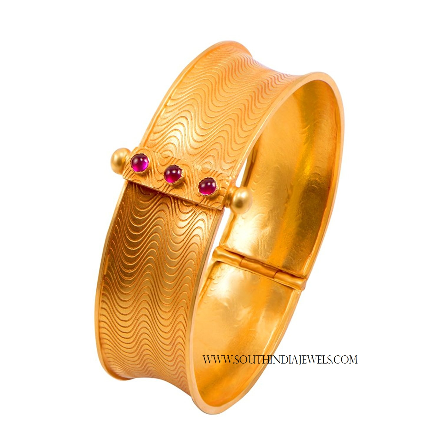 Joy alukkas Gold Bangles Designs With Price ~ South India ...