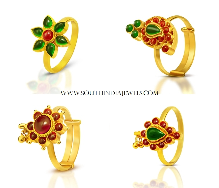 Joyalukkas Rings Designs South India Jewels