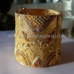 Gold Baloya Bangle