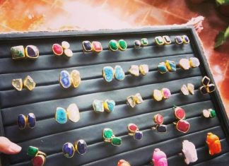 Latest Stone Ring Collections