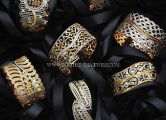 Gold Rhodium Bangle Collections