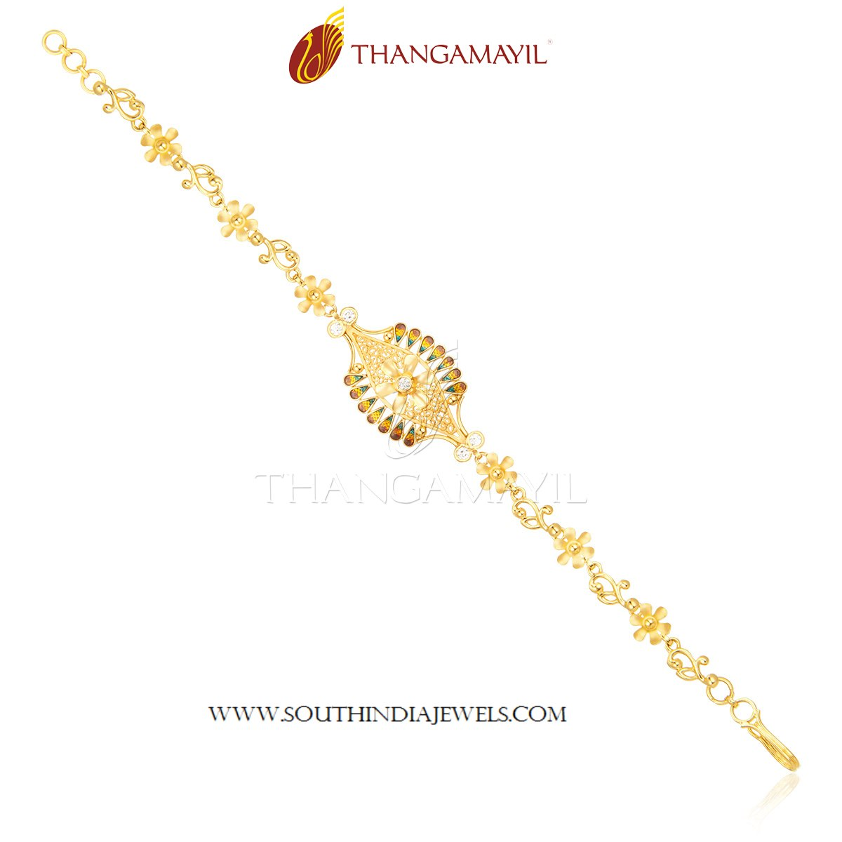 Thangamayil Women Bracelet