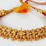 Traditional Maharashtrian Choker Necklace