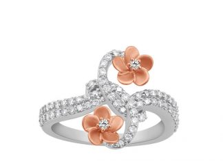 Diamond Rings Tanishq