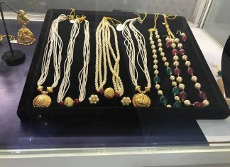 Latest Imitation Pearl Haram Collections 2017