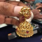 32 Grams Gold Jhumki  Design