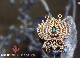 Diamond Mogappu For Chains