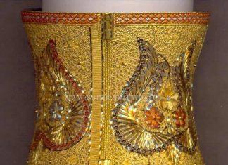 Huge 22K Gold Kangan Designs