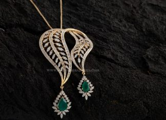 Diamond Pendant For Chains