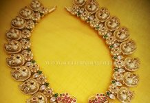 Gold Plated Mango Mala From Ms