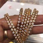 80 Grams Gold Bangles (4 Pairs)