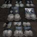 Light Weight Silver Earrings From MACS Jewelry