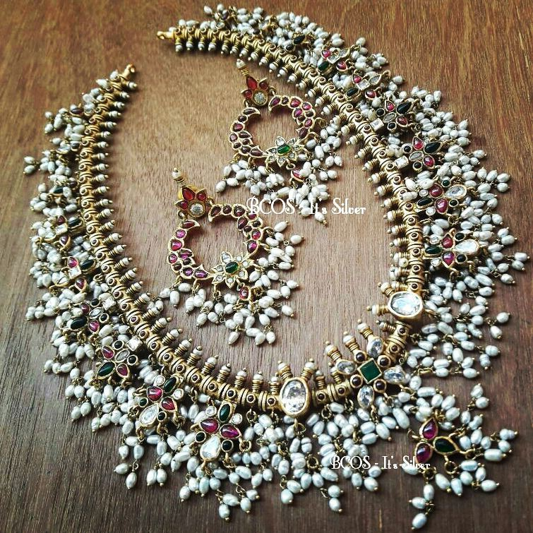 guttapusalu necklace designs 2017