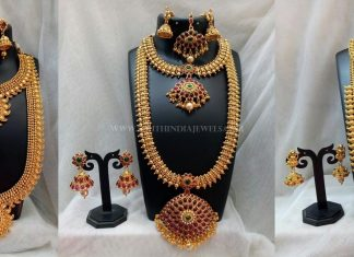 Bridal Antique Jewellery Collections From Simma Jewels