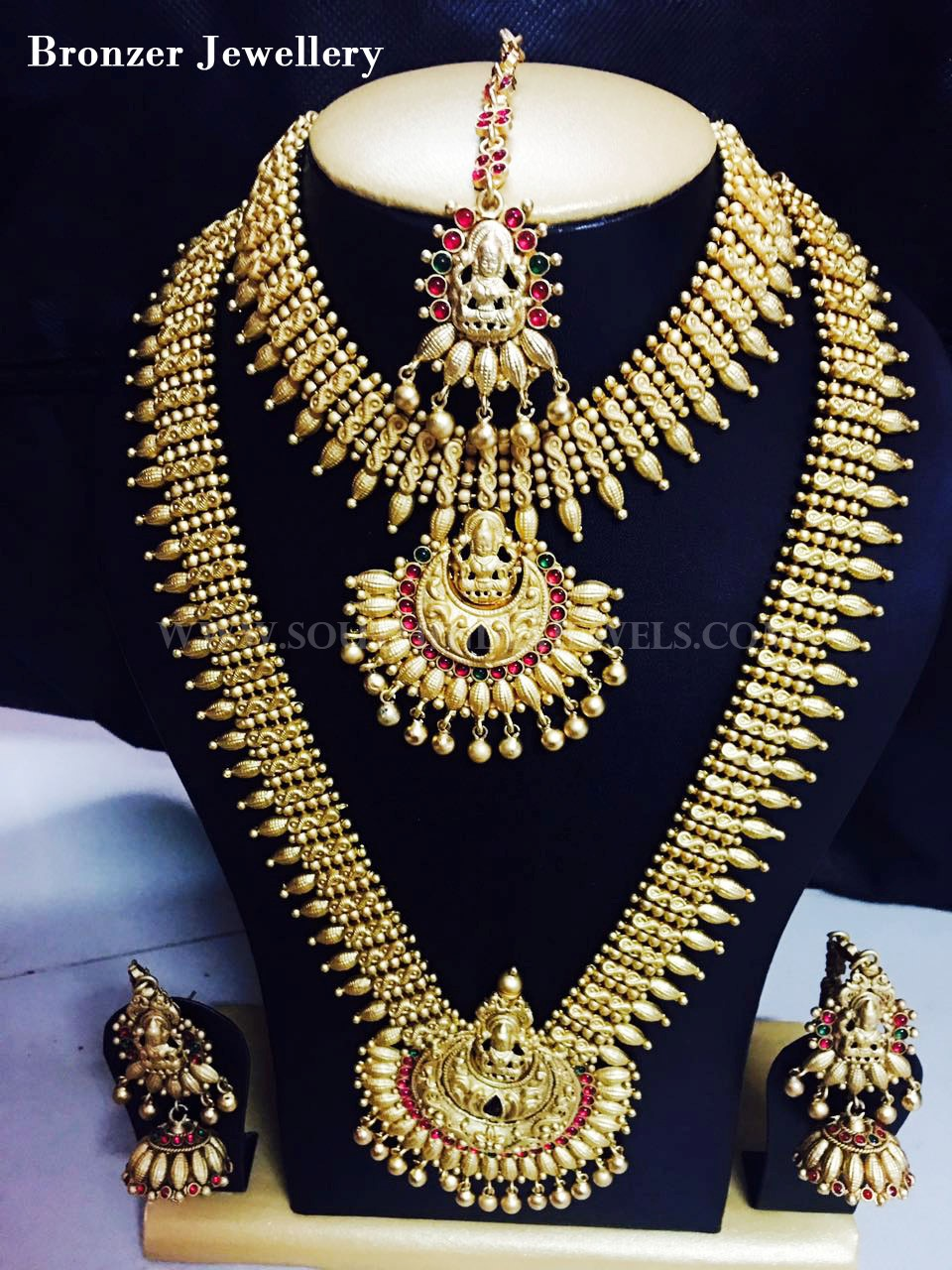 Bridal Jewellery For Rent South India Jewels