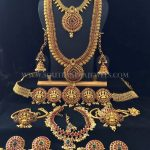 Bridal Ruby Jewellery Collections From Simma Jewels