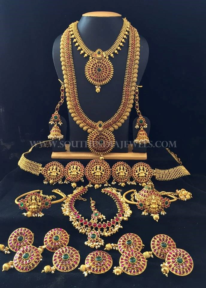 Bridal Jewellery Collections From Simma Jewels