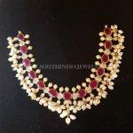 Fancy Gold Pachi Necklace