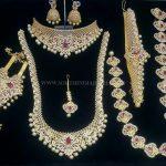 Imitation Bridal Jewellery Set From Simma Jewels