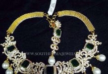 Diamond Emerald Necklace From Akra Diamonds