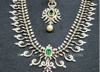 Diamond Long Necklace From Akra Diamonds