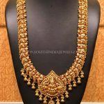 Gold Nakshi Work Haram From NAJ