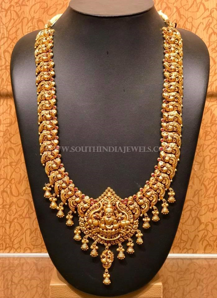 Gold Nakshi Work Haram From NAJ