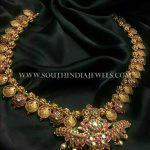 150 Grams Antique Kundan Necklace