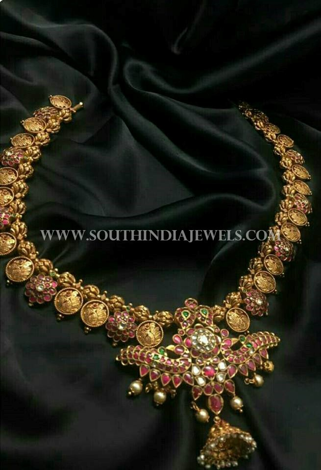 150 Grams Antique Kundan Necklace