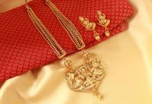 Antique Haram And Earrings From Magha Store