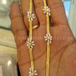 Designer Gold Chain Model