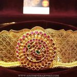 210 Grams Gold Bridal Vadanam