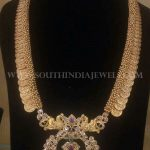 Gold Coin Haram From Bhavani Jewellers