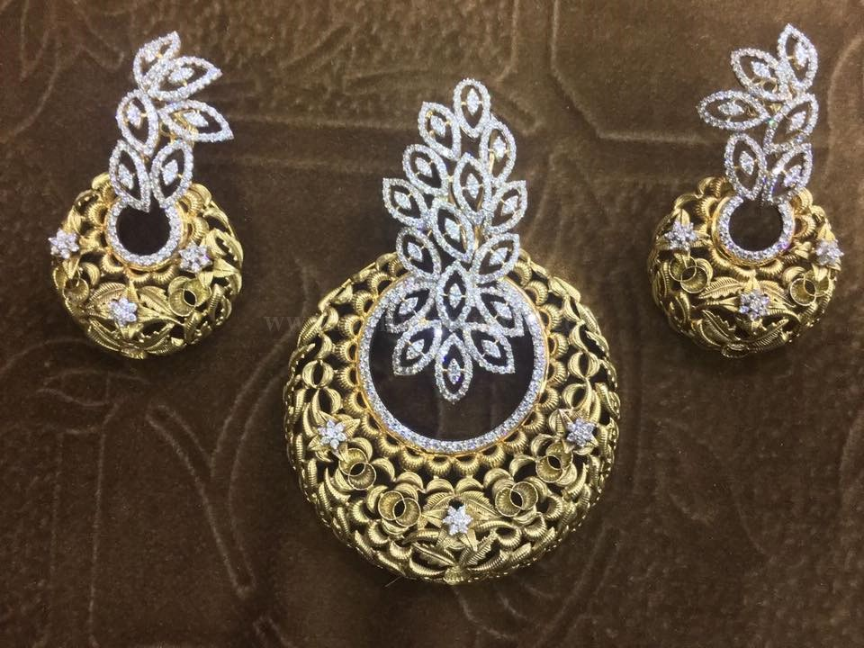 designer stylish set diamond online djewels prices pendant