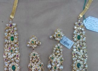 b8609372dcaab Shri Amaravati Jewellers Designs ~ South India Jewels