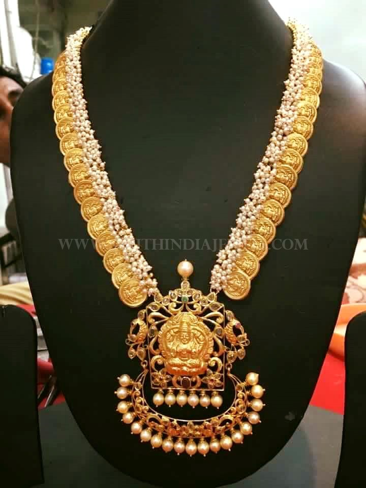 Gold Temple Coin Haram From Rohit Jewellers