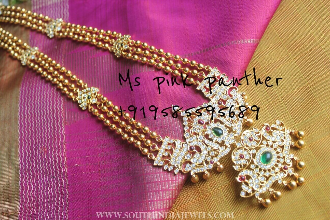 Ms Pink Panther South India Jewels