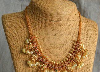 Short Guttapusalu Necklace From Precious & You