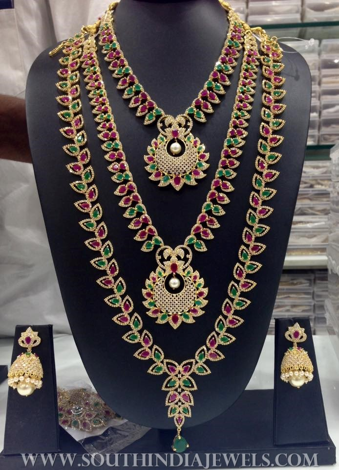 South Indian Jewellery Designs Catalogue