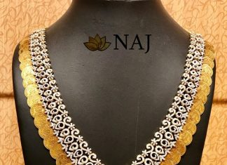 Diamond Coin Necklace From NAJ