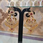 Gold Plated Pure Silver Earrings From BCOS ITs Silver