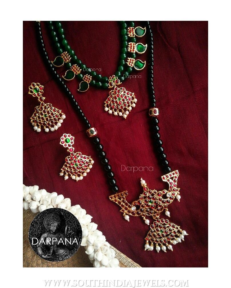Kemp Necklace Sets From Darpana