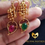 Antique Hook Earrings From Ms Pink Panthers