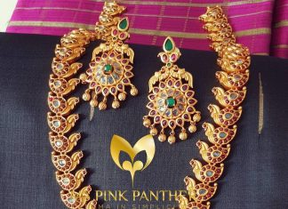 Gold Plated Kemp Haram From Ms Pink Panthers