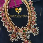 Gold Plated Guttapusalu From Ms Pink Panther
